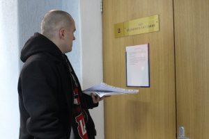 На магілёўскага актывіста Станіслава Паўлінковіча завялі крымінальную справу за абразу суддзі ФОТА