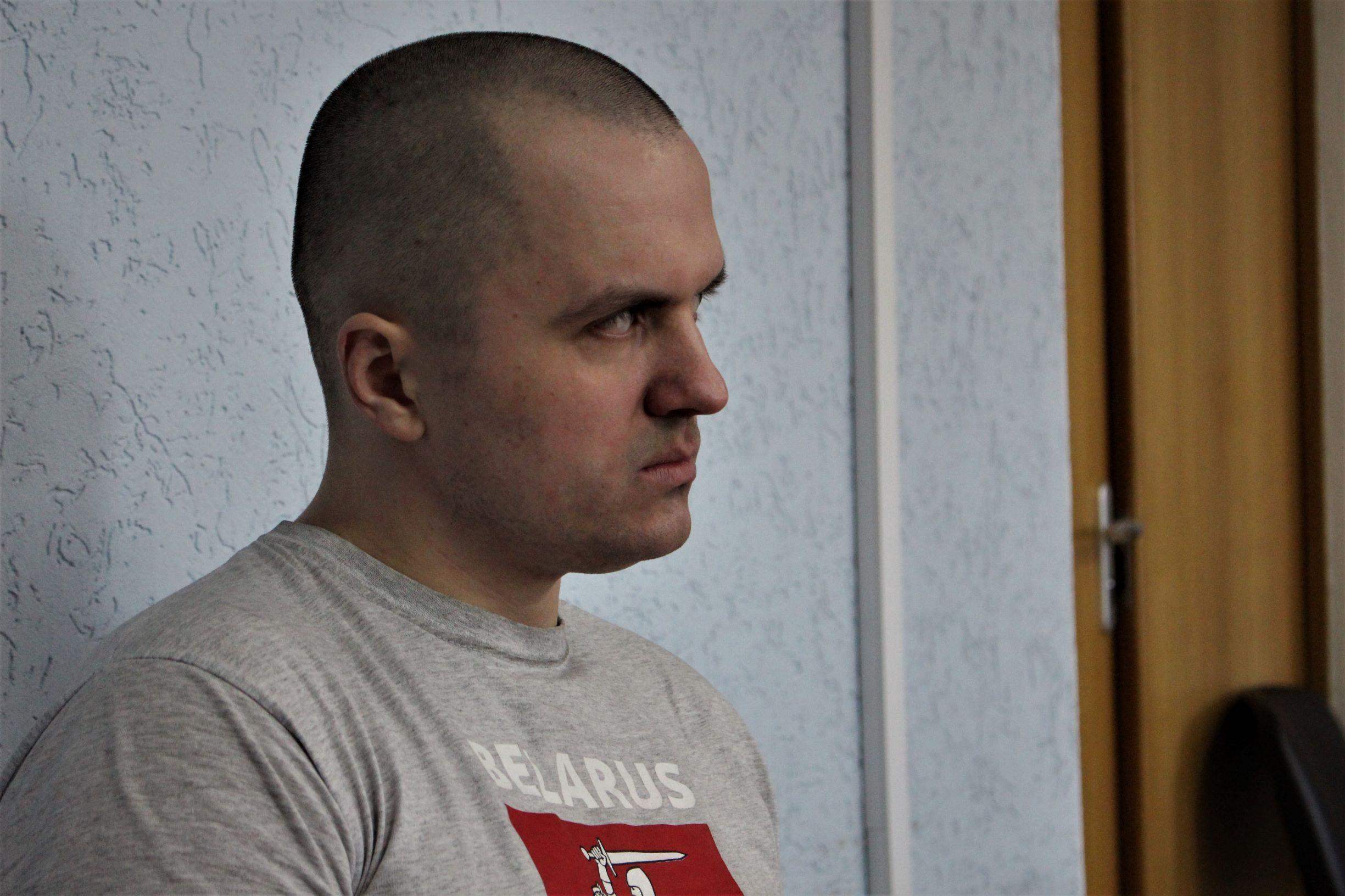 Могилевского активиста вызвали в Следственный комитет