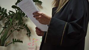 «Подстилка хунтовская, вали отсюда». В Могилеве неожиданно и со скандалом судили активиста Володара Цурпанова АУДИО