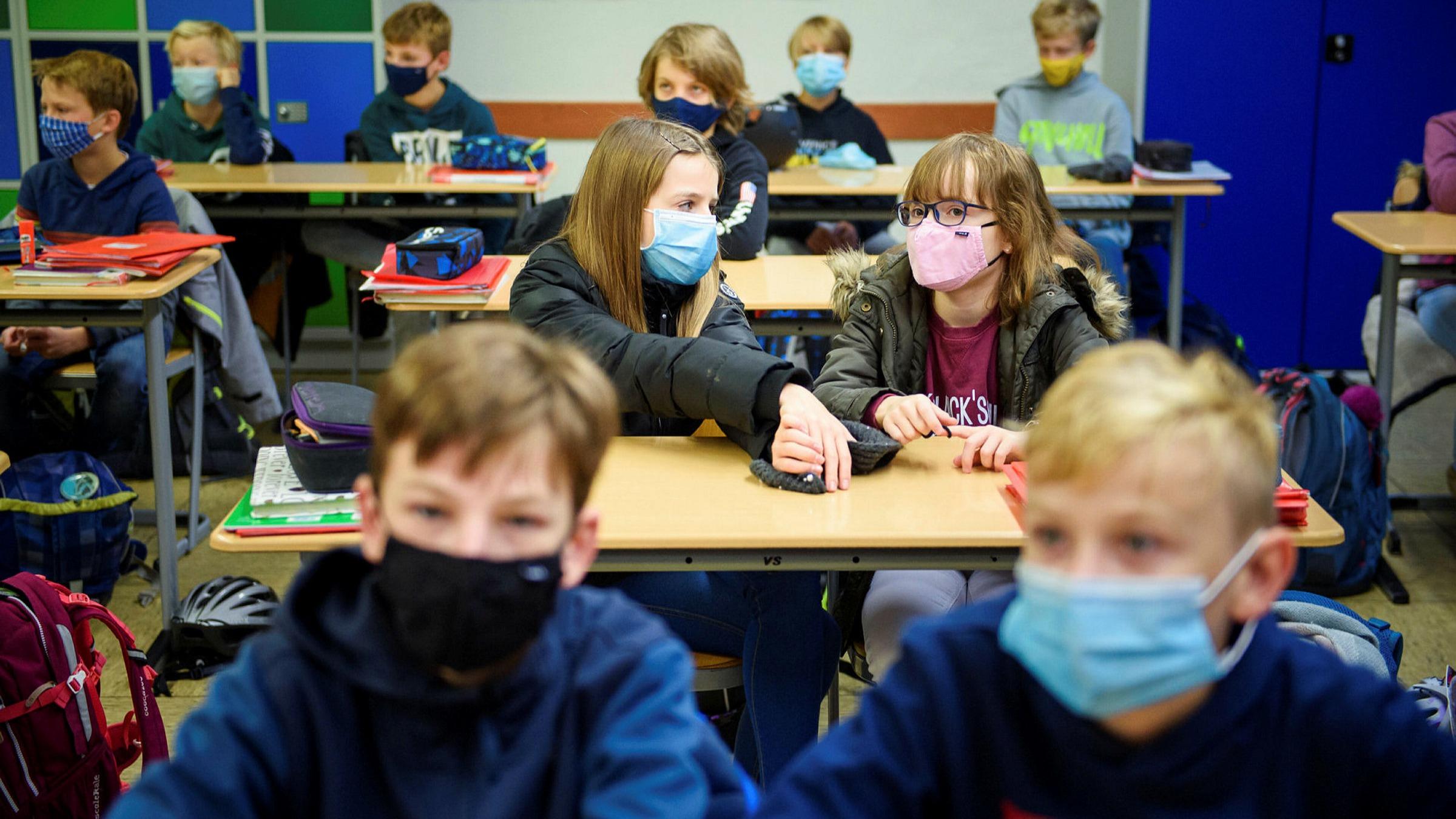 COVID-2021. Что происходит в могилевских школах